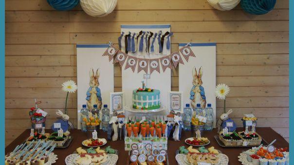 פיטר הארנב וחבריו - מסיבה בהשראת ספרי ביאטריקס פוטר