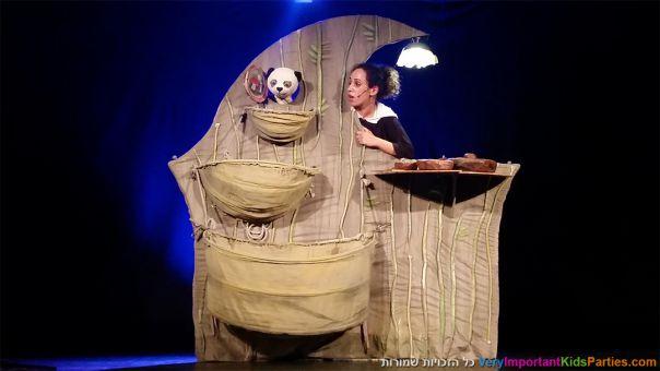 הקרון - תיאטרון משובח ומלא כשרון