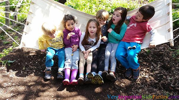 מסיבת היער של תומר - על הערסל