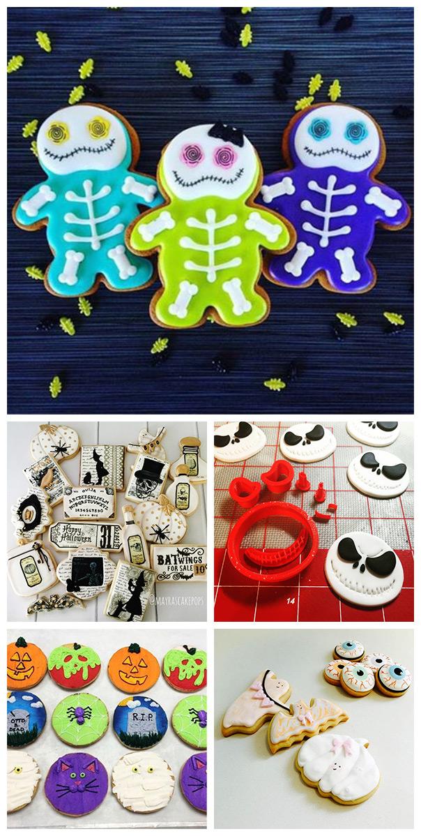 עוגיות מעוצבות להלוואין