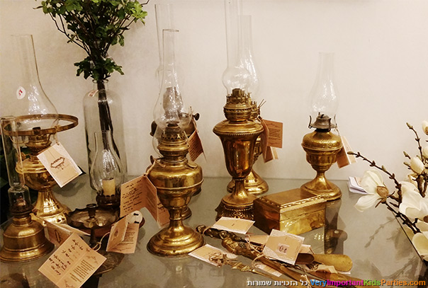 חפצי נוי יחודיים מהולנד, בלגיה וצרפת - La Brocante