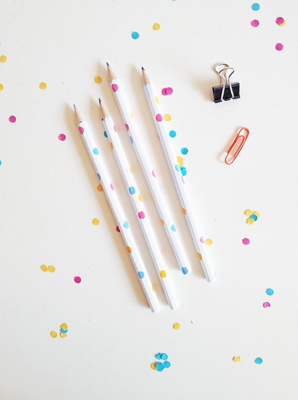 עפרונות קונפטי