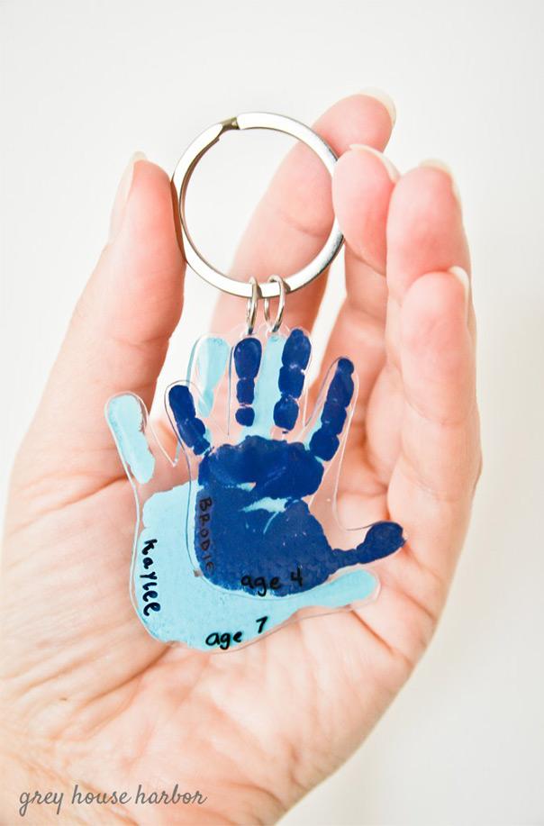 להטביע חותם - מחזיק מפתחות