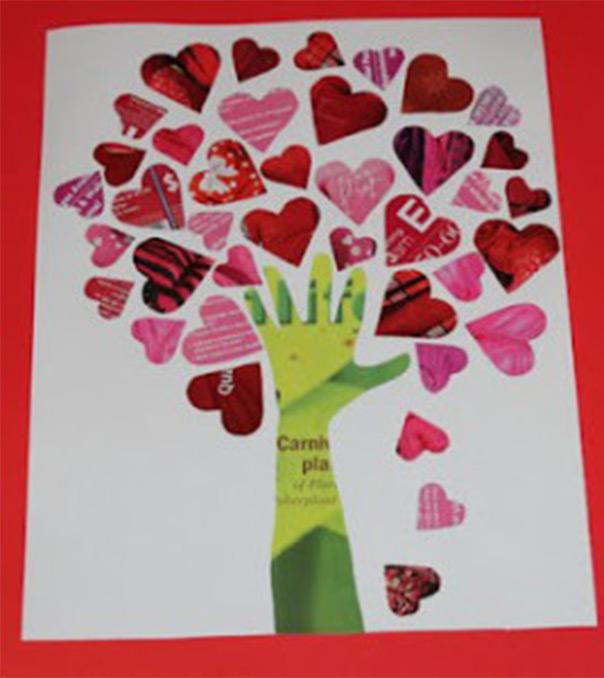 מכל הלב - עץ אהבה עצמית