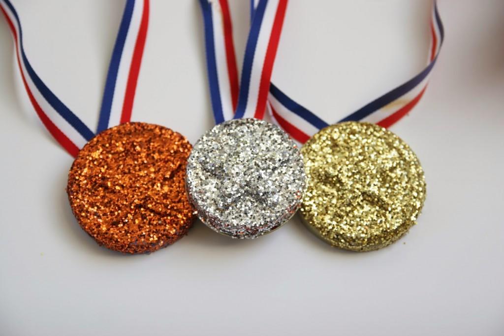 ריו 2016 - הכנת מדליות
