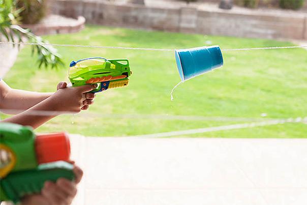 תחרות אקדחי מים