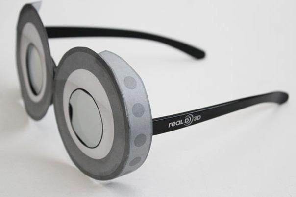 משקפי תלת מימד בהשראת המיניונים