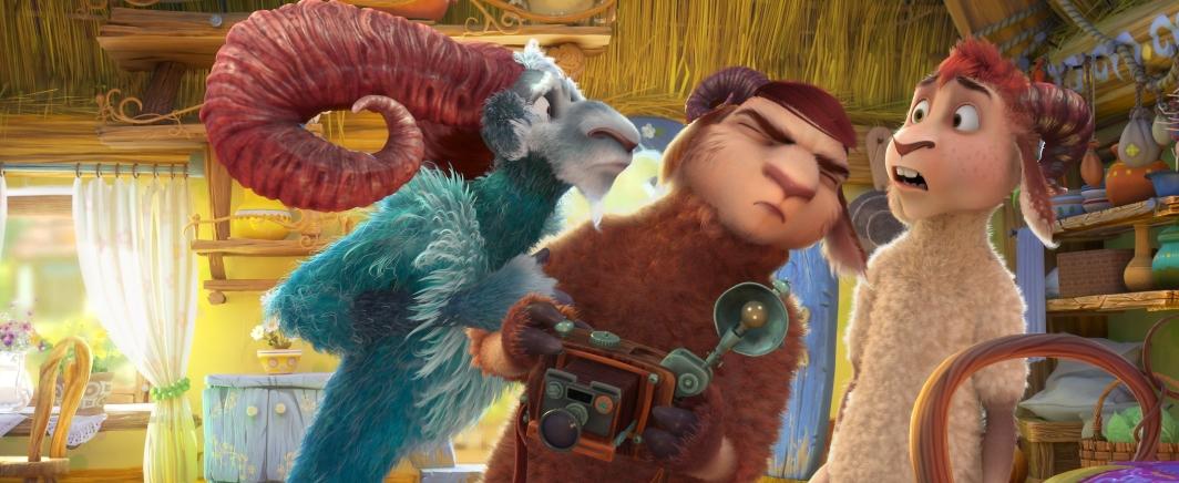 ממלכת הצעצועים וגם כבשים וזאבים