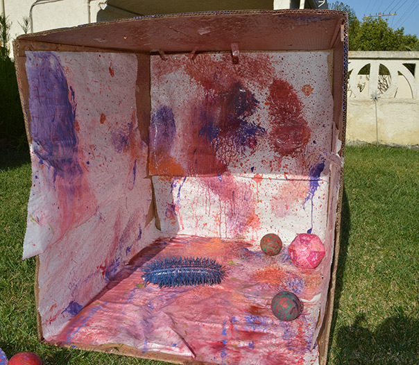 קופסאת צבע לילדים גדולים