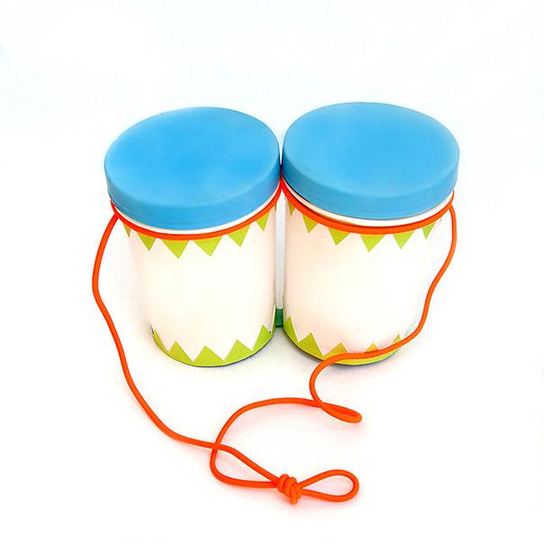 כלי נגינה - תופי בונגו