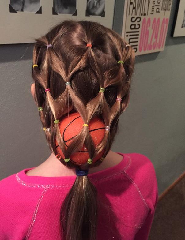 תסרוקות משוגעות - כדורסל