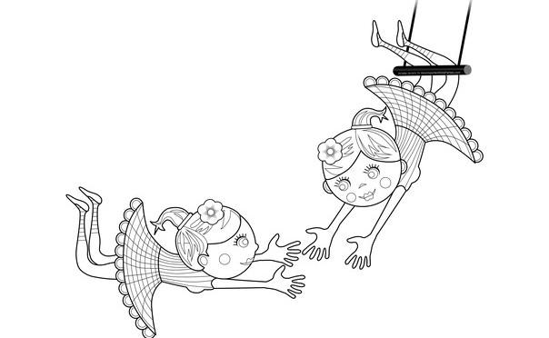 מיתוג חינמי דפי צביעה – חגיגה בקרקס