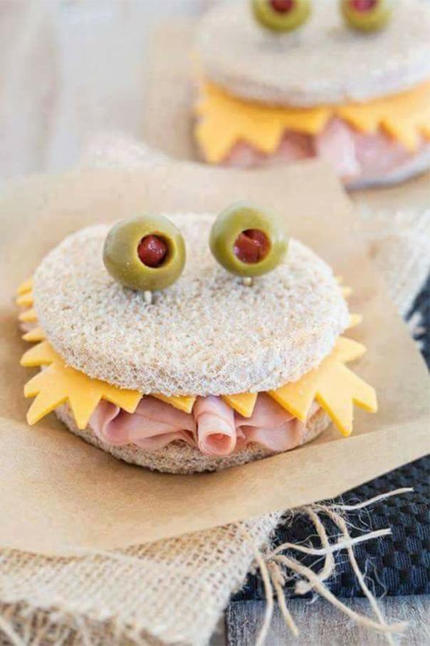 כריך צפרדע
