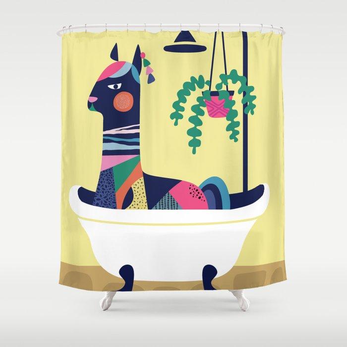 וילונות רחצה מקוריים - למה באמבטיה